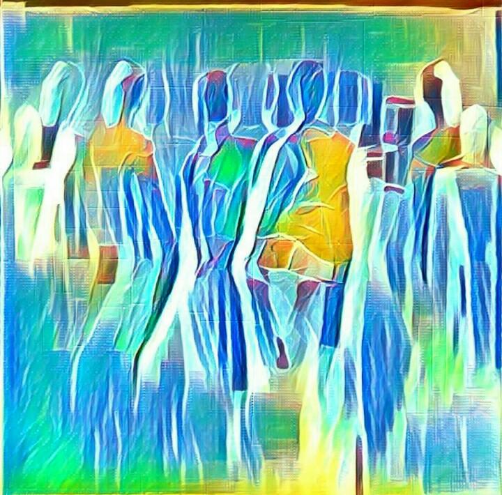 Lost Souls – YASSINE ZINE The hippyposh artist